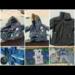 Kleiderpaket Jungs unisex Größe 98 110 116 Jacke Hosen shirt
