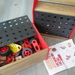 Ikea Spielzeugautos aus Holz