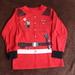Feuerwehrmann Pullover 104/110