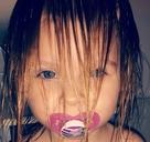 Gewinner des Fotowettbewerbs für Mütter, Thema 'Bad Hair Day'